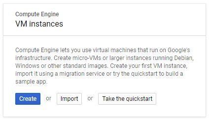 VM Instances