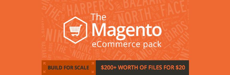 magento ecommerce pack