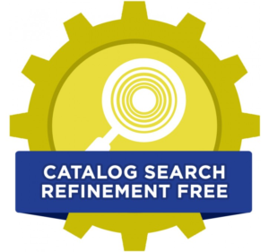 Catalog Search Refinement FREE