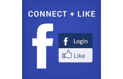 Facebook Connect and Like