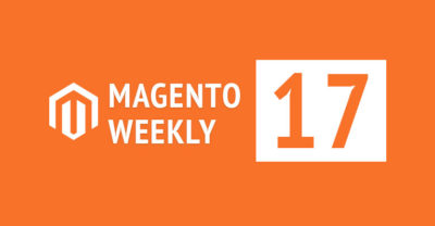 Magento Weekly Roundup 017: Magento EE 2.1, Magento on Cloudways, Magento Frontend Performance, and more