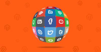 5 Top Magento Social Media Extensions