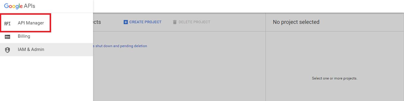 Click API Manager