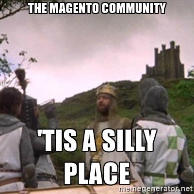 The Magento Community
