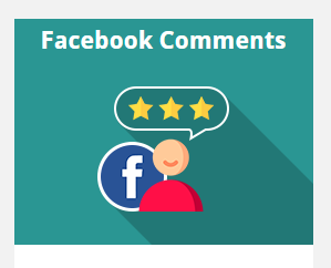Facebook Comments for Magento 2