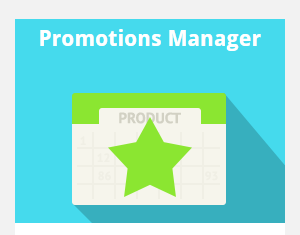Promotions Manager for Magento 2