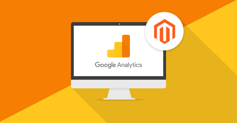 Add Google Analytics in Magento