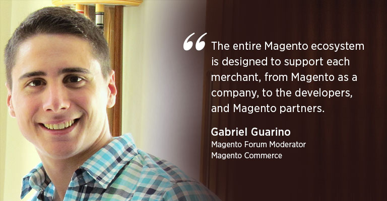Interview with Gabriel Guarino