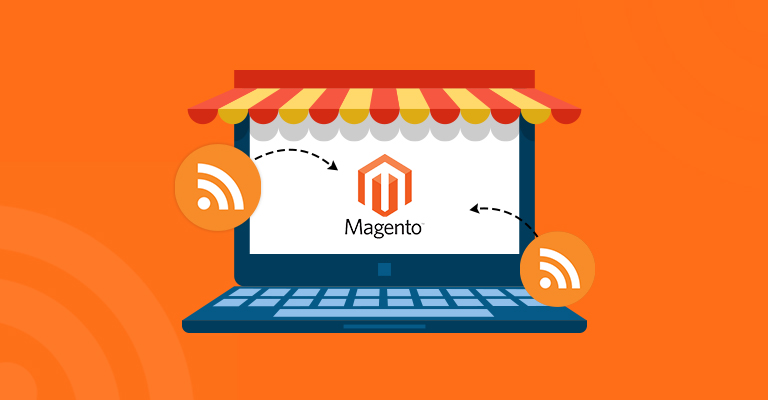 add rss feed to magento