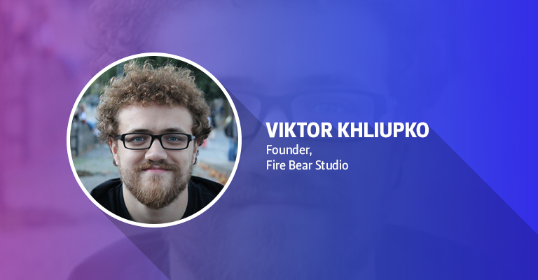 Interview With Viktor Khliupko