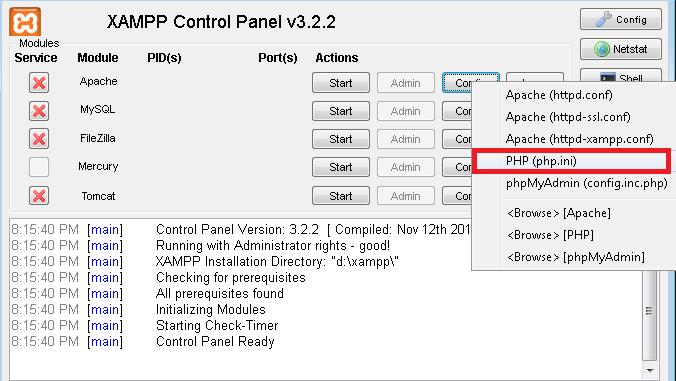 PHP Fatal error: Uncaught Error: Class 'Locale' not found in