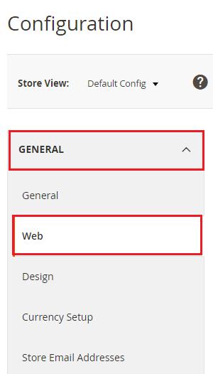 General Web