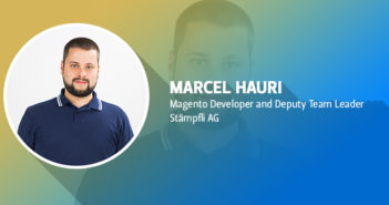 Interview with Marcel Hauri