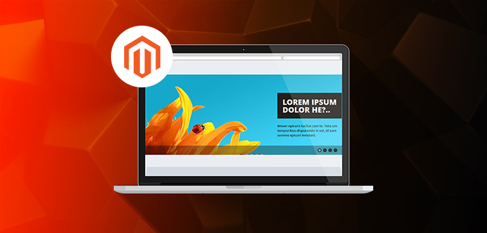 Customize homepage Magento 2