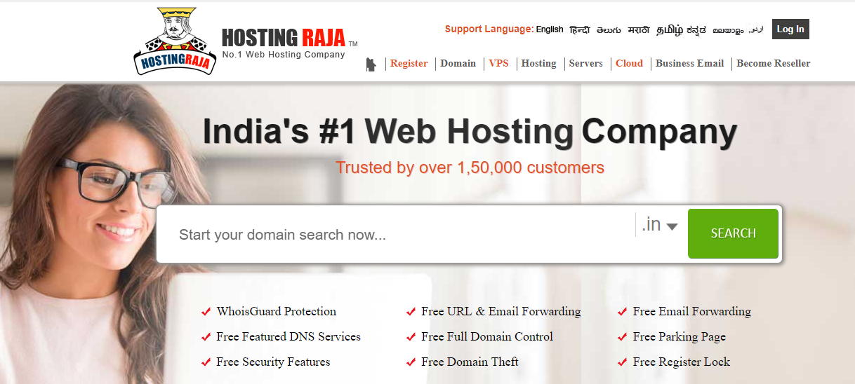 hosting raja shared hosting