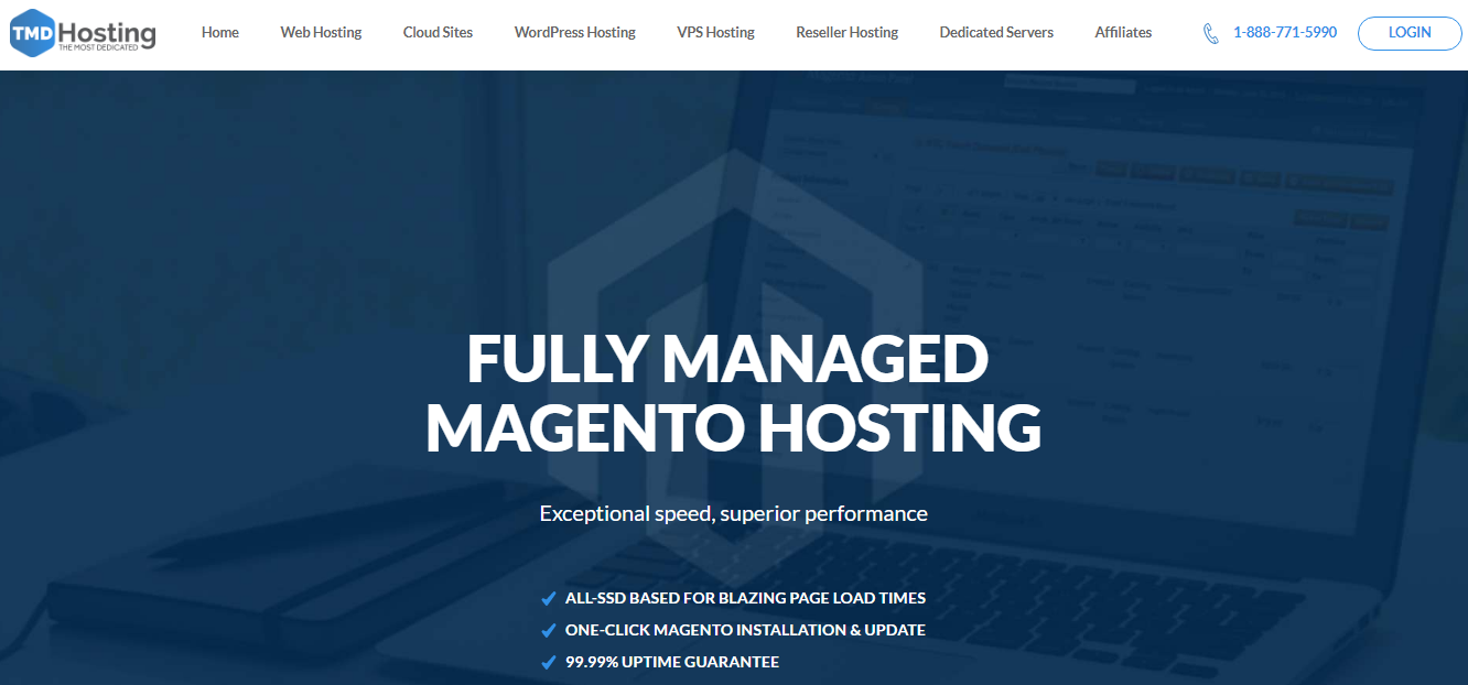 tmd shared hosting