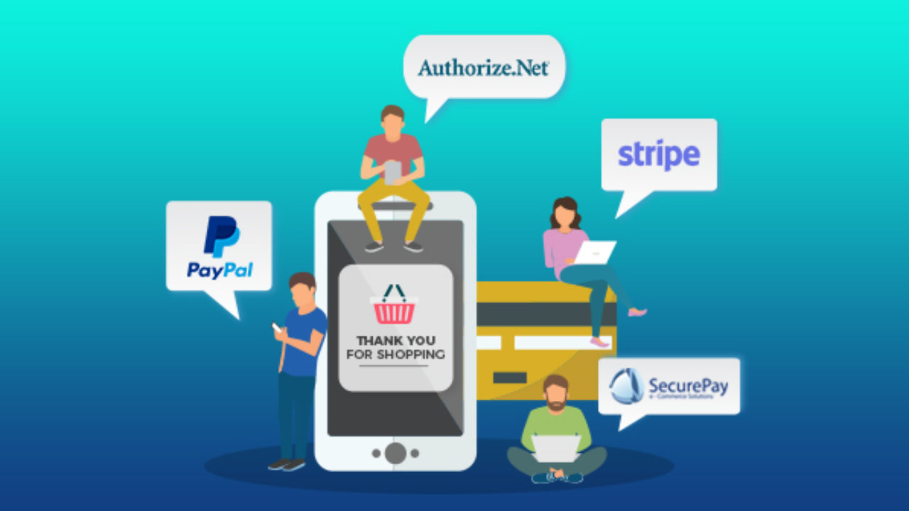 Top Payment Gateways for Your Ecommerce Website In 2019