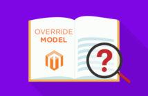 override model in magento 2