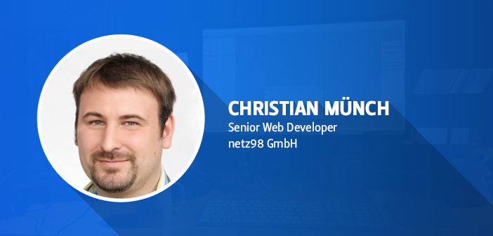 Christian Münch interview