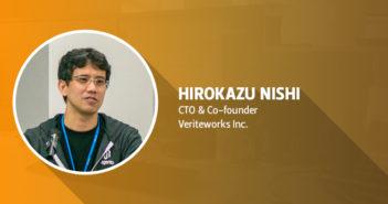 Hirokazu Nishi interview