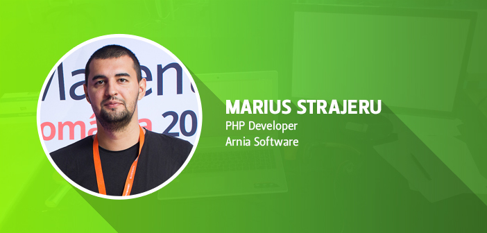 Marius Strajeru interview