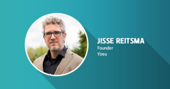 Jisse Reitsma interview