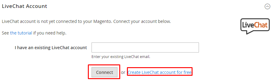 connect live chat