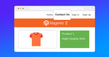 add top link in magento 2