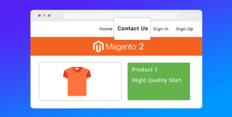 How to Add Custom Header Link in Magento 2