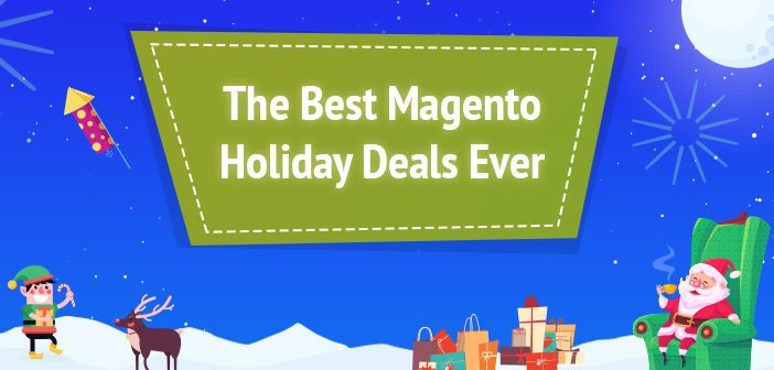Christmas New Year Magento Deals