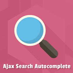 Ajax Search Autocomplete