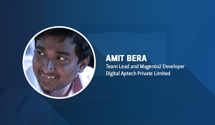 Amit Bera On How Completing Magento Certification Helped His Professional Career