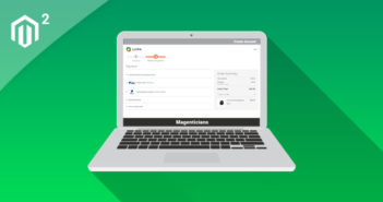 magento 2 header and footer on checkout