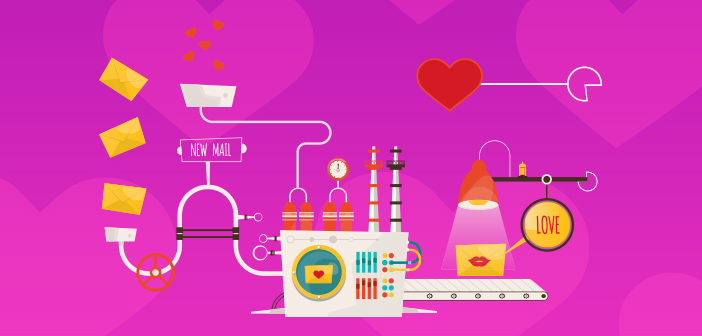 ecommerce marketing compaign for valentine's day