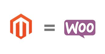 Magento equal WooCommerce