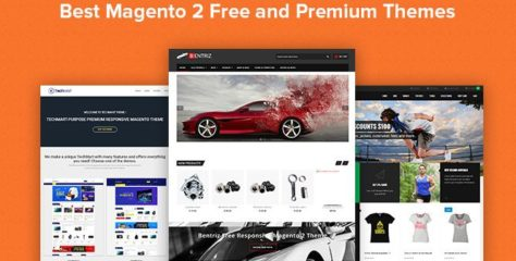 The Best Magento 2 Free and Premium Themes to Use in 2018