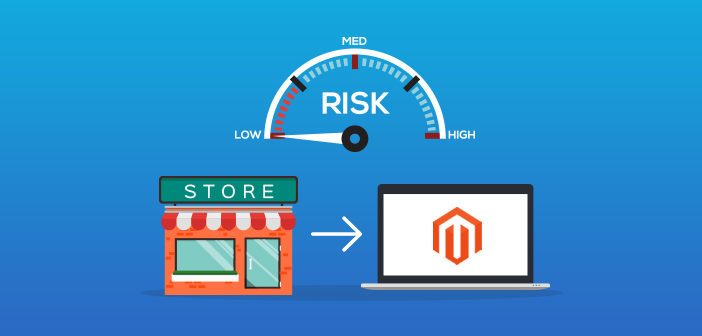 Mitigate risks associated with Magento migration
