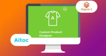 Magento 2 Custom Product Designer - Aitoc