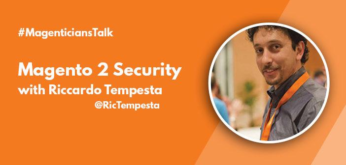 Magenticians Talk with Riccardo Tempesta