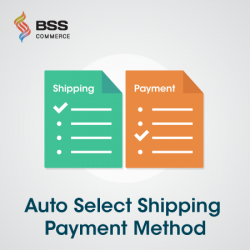Auto Select Shipping Payment