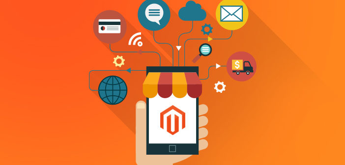 mobile magento store manager