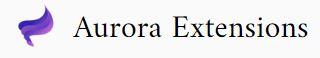 Aurora Extension