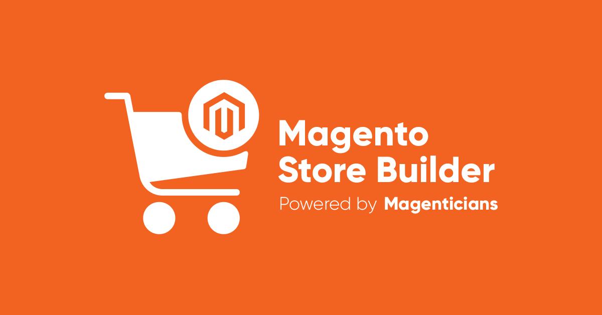 Magento Store Builder
