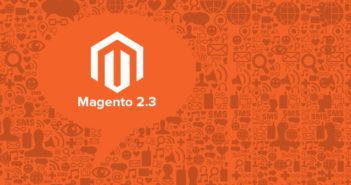 Magento 2.3 released