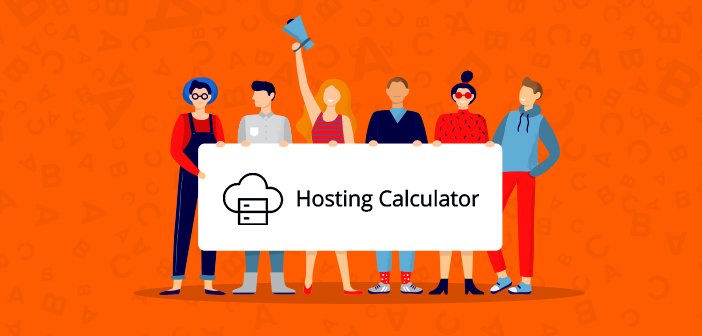 Magento Hosting Calculator