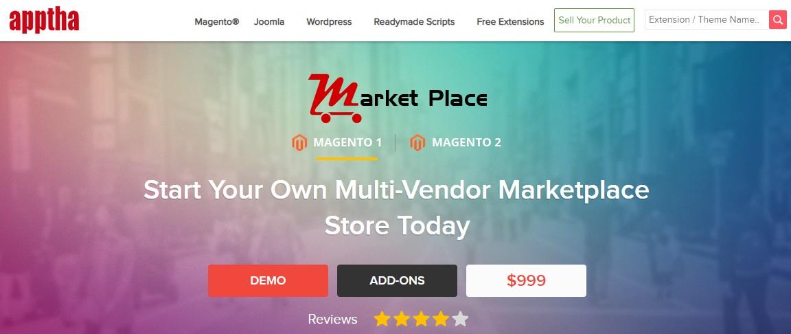 apptha magento marketplace