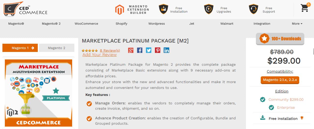 cedcommerce magento 2 marketplace