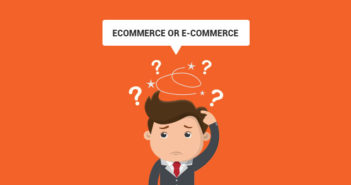 ecommerce or e-commerce
