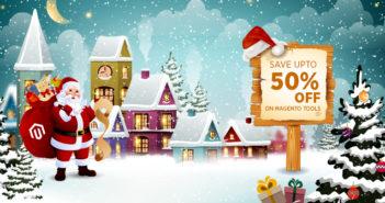 magento christmas deal