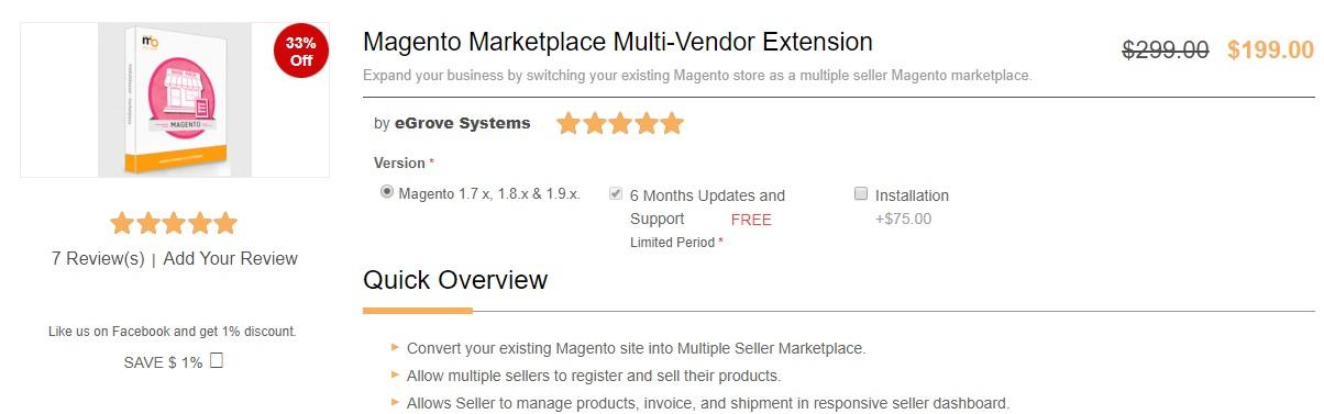 modulebazaar magento marketplace